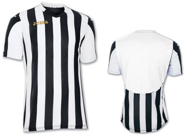 T-SHIRT COPA BLACK-WHITE S/S