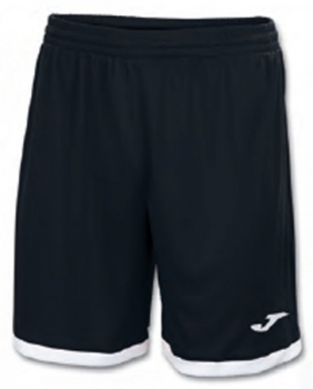 SHORT TOLEDO BLACK-WHITE