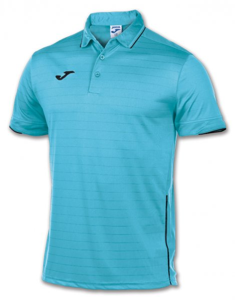 POLO TORNEO TURQUOISE S/S