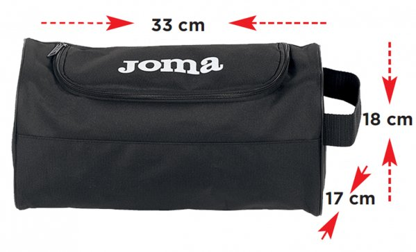 20 SHOE BAG BLACK
