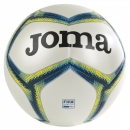 12 SOCCER BALL HYBRID FIFA WHITE-ROYAL SIZE 5